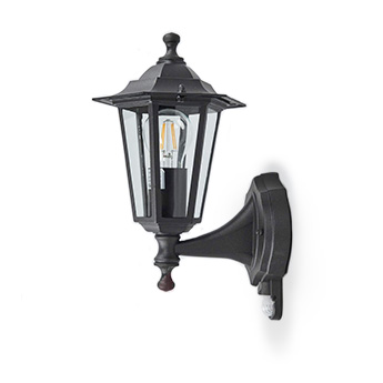 Infrarood-buitenlamp PEKING, zwart