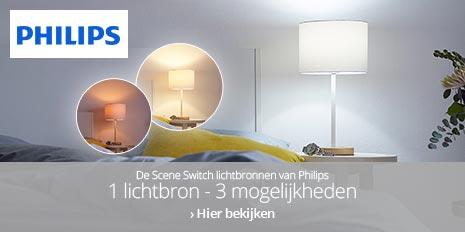 Scene Switch verlichting