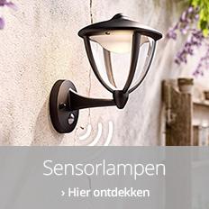 Buiten wandlamp bewegingssensor