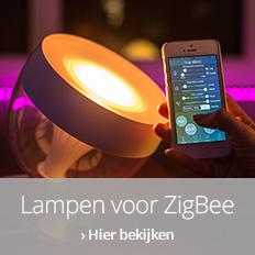 Lampen voor ZigBee