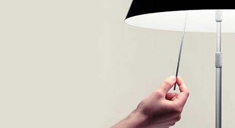 Decoratieve LED tafellamp Constanza