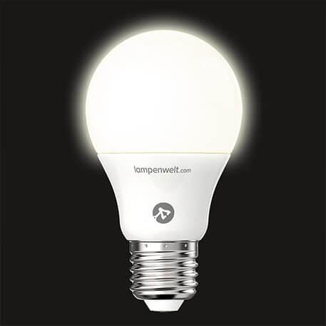 E27 7,5 W 827 LED-gloeilamp mat