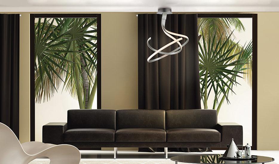 Design plafondlampen: kamerverlichting voor de kenners!