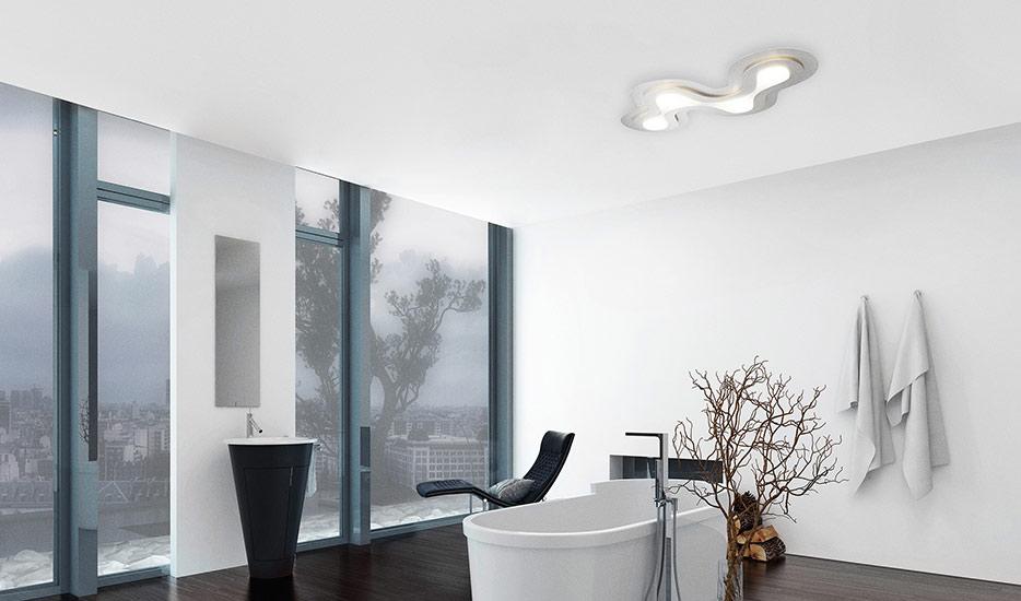 Welke merken produceren designplafondlampen?