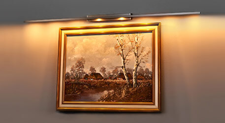 schilderijverlichting