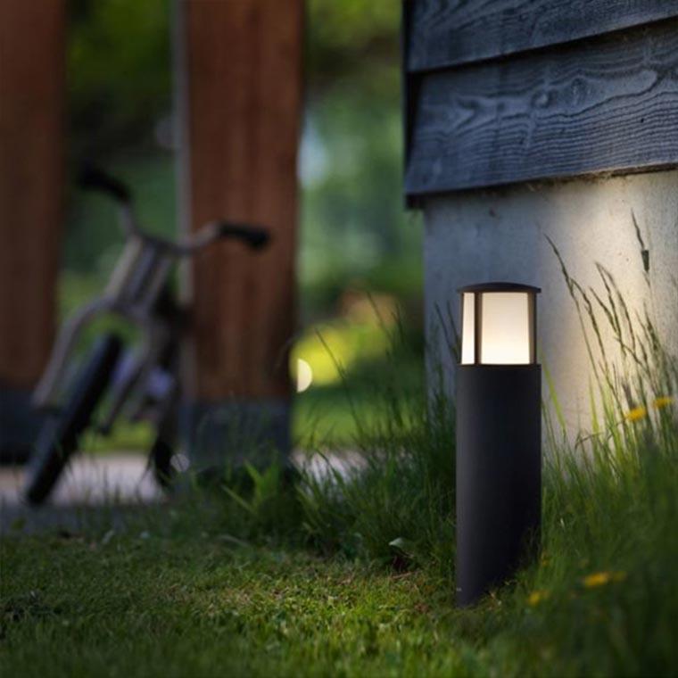 Padverlichting en zuillampen online bij Lampen24.be