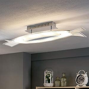 plafondlamp glas