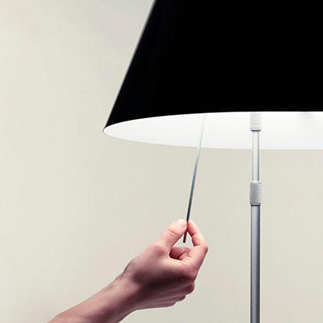 Design staande lamp