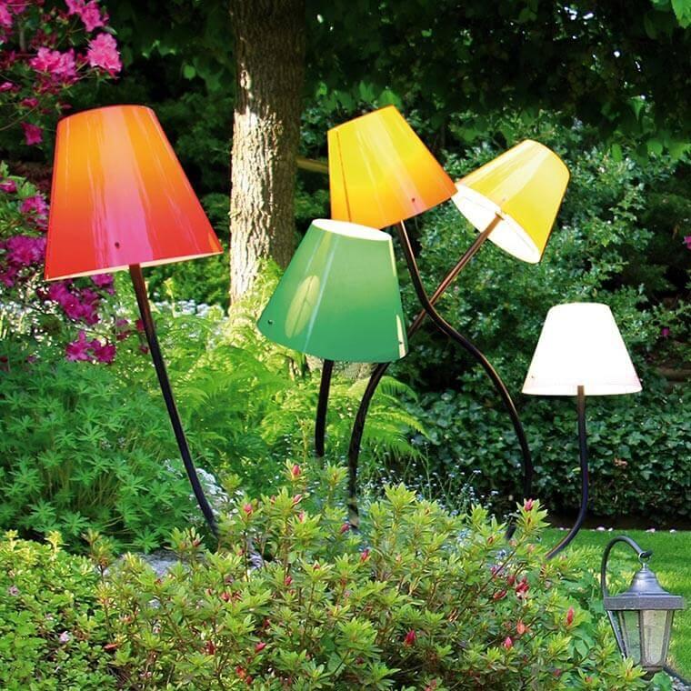 Designlampen voor buiten bij Lampen24.be