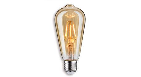 E27 LED lamp filament