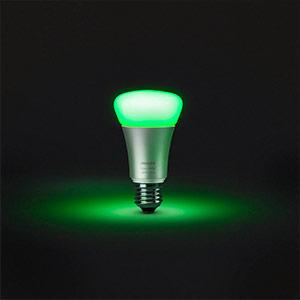 E27 LED lamp kleur