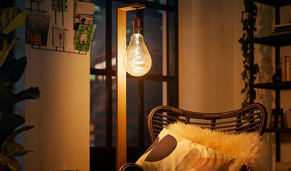 E27 LED lampen filament