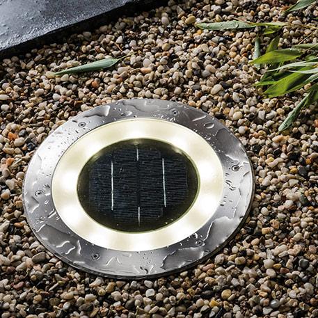 Zijn grondspot inbouwlampen voor buiten ook waterdicht?