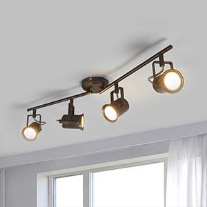 Welke plafondlamp u voor uw keuken moet kiezen?