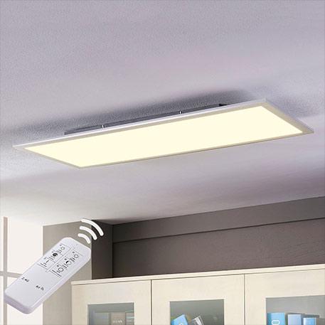 Zijn er vlakke plafondlampen voor de keuken?