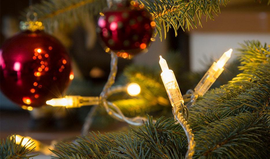 Zijn de kunstkerstbomen alleen verkrijgbaar inclusief verlichting?