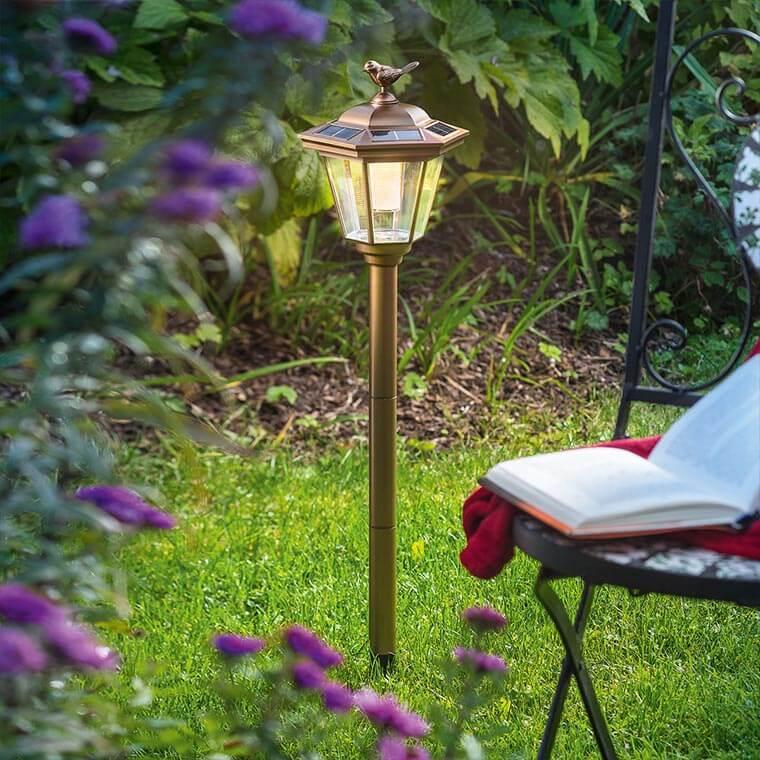 Solarverlichting bij Lampen24.be