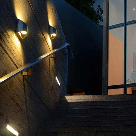 LED wandlampen buiten