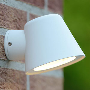 LED wandlamp buiten