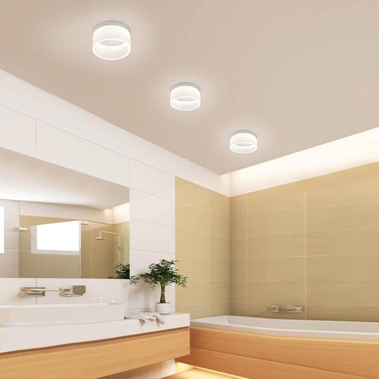 Plafondlampen online bij Lampen24.be