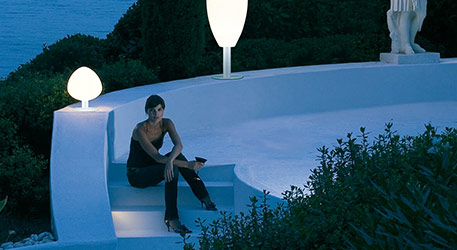 LED sokkellamp design