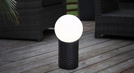 LED sokkellampen