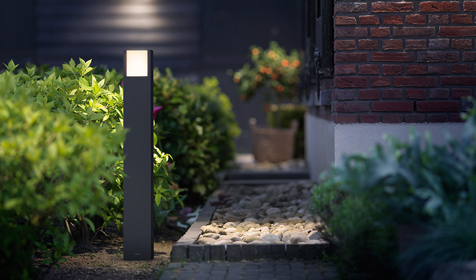 led tuinpad verlichting