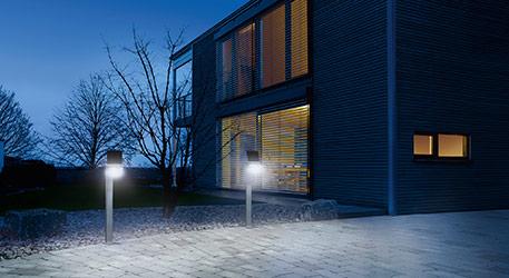 led tuinpad verlichting Steinel
