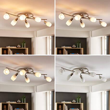 moderne Stehlampe