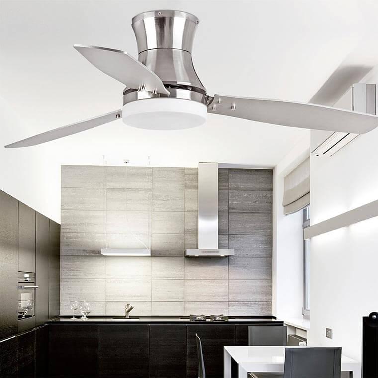Plafondventilatoren bij Lampen24.be