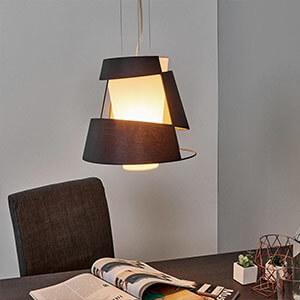 hanglamp textiel