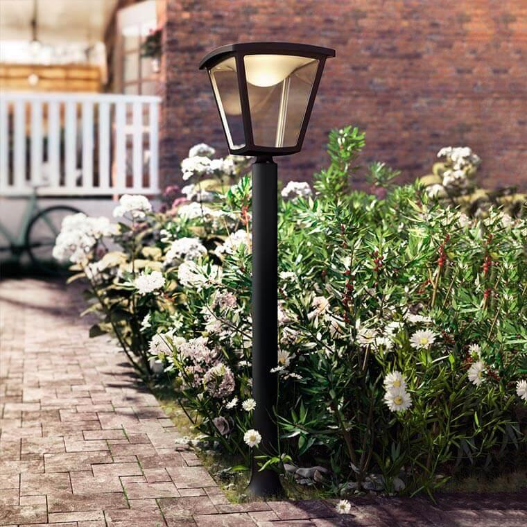 Padverlichting, zuillampen bij Lampen24.be