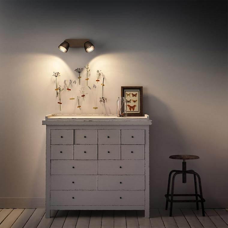 Wandlampen bij Lampen24.be