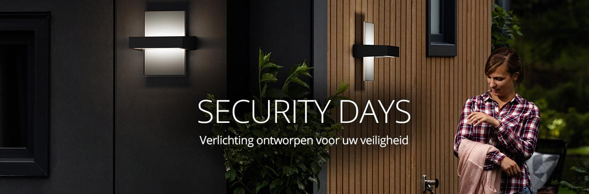 Security days met Lampen24.be