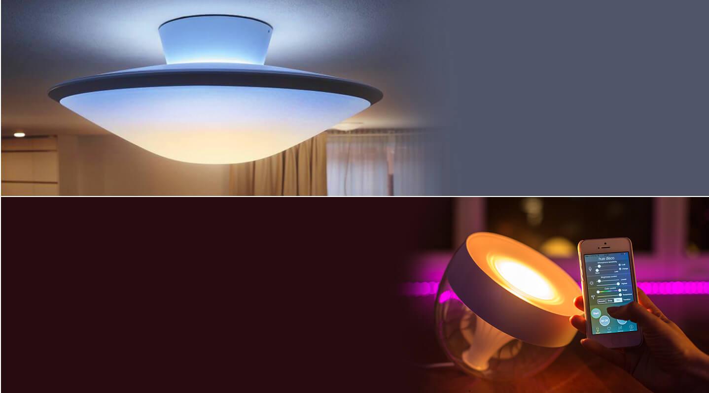 Lampen online kopen bij for Philips slimme verlichting