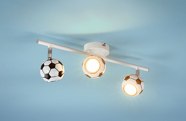 Kinder plafondlampen