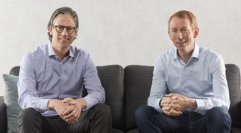 Dr. Oliver Merz - CFO, Thomas Rebmann - oprichter en CEO
