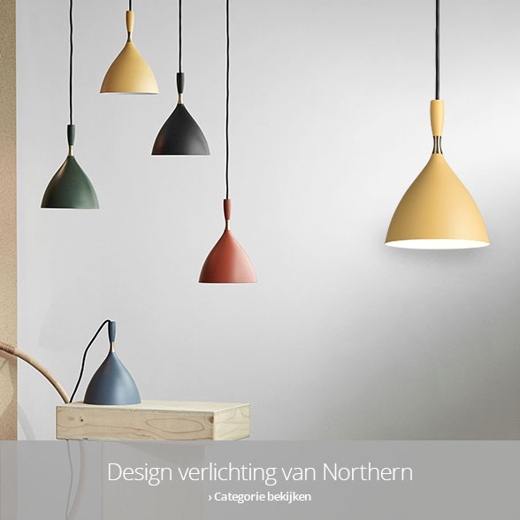 Northern design lampen
