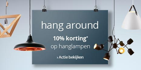 hang around 10% korting