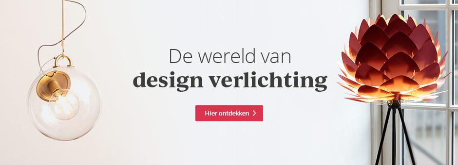 Design maand bij Lampen24.be