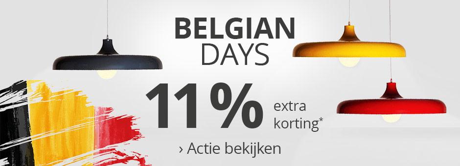 Belgian Days