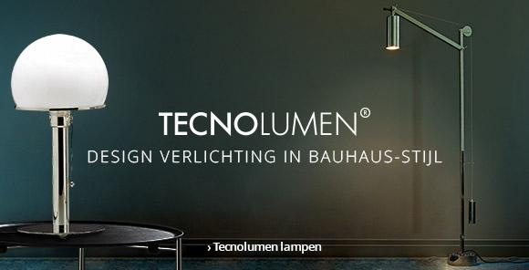 Tecnolumen - Design lampen in Baushaus-stijl
