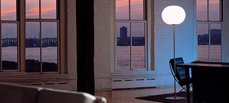 FLOS Glo-Ball F2 - design-vloerlamp