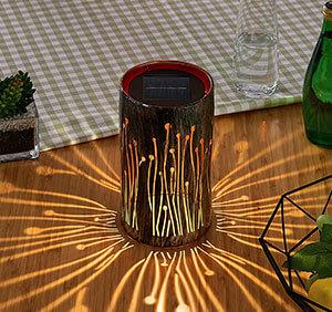 LED lamp op zonne-en Tamol