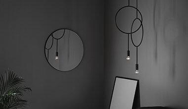 Extravagante design hanglamp Circle