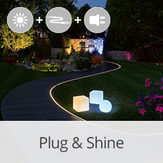 Plug & Shine