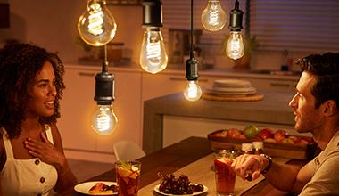 Philips Hue lichtbronnen