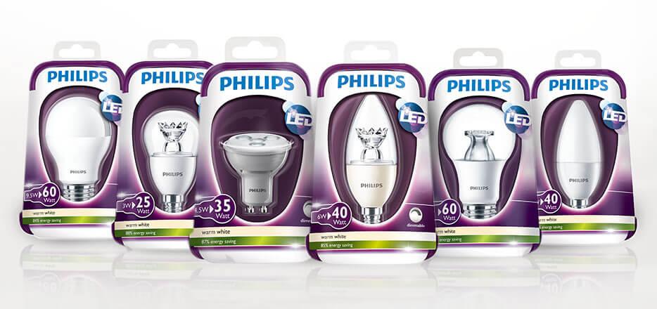 PHILIPS Lichtbronnen
