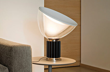 design tafellamp flos
