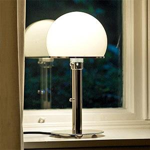 tecnolumen wagenfeld design tafellamp